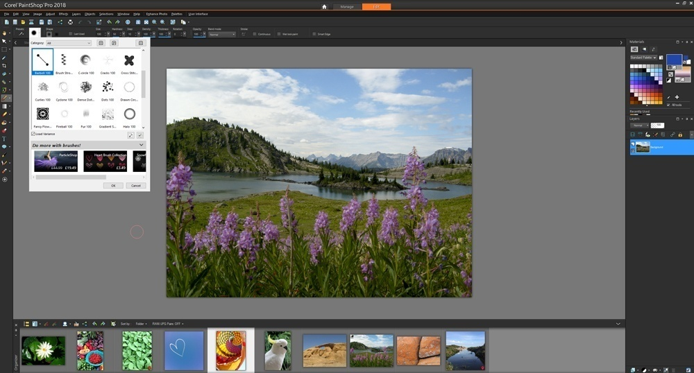 top photo editing software in 2018