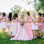 Bridesmaid photo