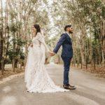 outdoor wedding photography settings